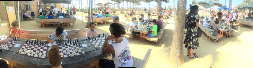 Summer Scholastic Tournament